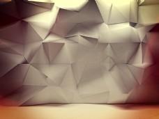 立体几何背景几何素材场景素材