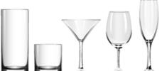 水杯 玻璃制品  酒杯 高脚杯图片