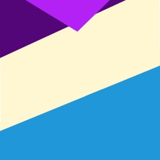 扁平幾何主圖背景