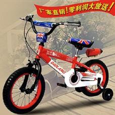 三轮儿童自行车主图素材