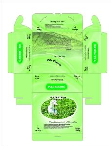 绿茶盒图片