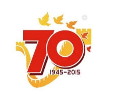 抗战胜利70周年活动标识