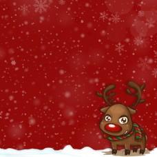 圣诞主图背景