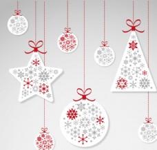 圣诞吊球与挂饰