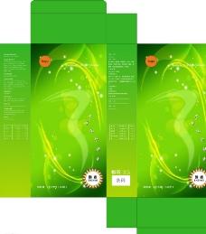 综合果蔬酵素包装盒图片
