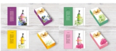 花香水包装盒图片