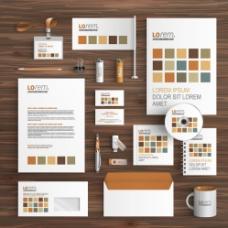 咖啡VI设计图片