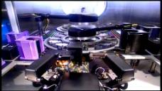 科技生产工厂实拍视频素材