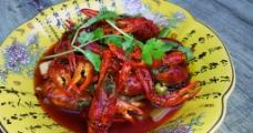 十三香小龙虾图片