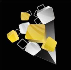 几何图标展示图片