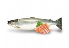 三文鱼抠图