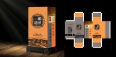 青稞酒包装图片模板下载