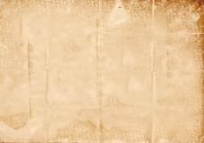 破旧牛皮纸淡黄色素材下载