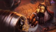 酒桶 古拉加斯 英雄原图