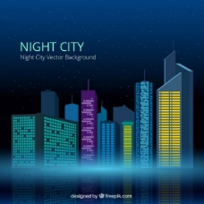 夜城的背景