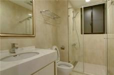 简洁设计现代浴室效果图