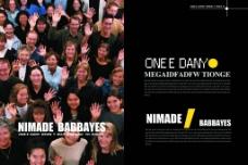 宣传册内页企业文化图片
