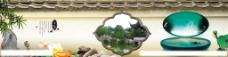 古典中式风格围档图片
