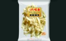 豆制品包装袋图片