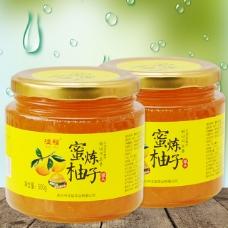 蜜炼柚子茶主图