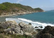 三亚海边风景图片