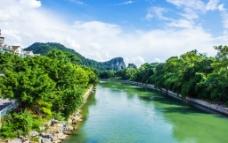 桂林小东江风光图片