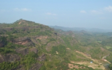 山中风景图片