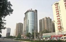 城市大楼 大厦摄影图片
