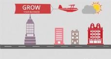 创意企业宣传动画AE模板