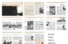 外国画册设计案例 说明书图片