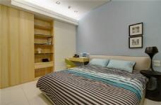 小清新设计卧室效果图