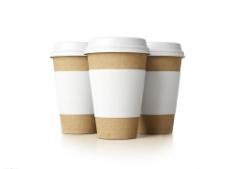 空白咖啡杯图片
