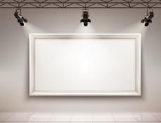 展板展示效果图四图片