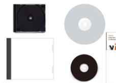 光盘VI应用图片
