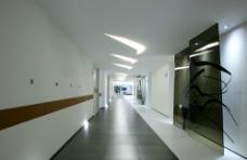办公室走廊图片