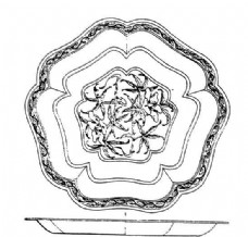 器物图案 两宋时代图案 中国传统图案_317
