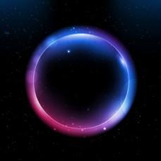光效背景  螺旋形  矢量素材