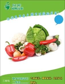 水果蔬菜海報圖片