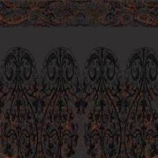 佩斯利涡旋纹 扎染 提花 烧花图片