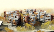 工业厂房建筑设计图片