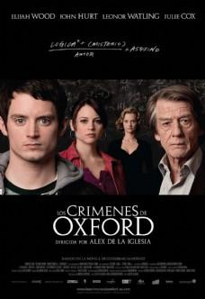 牛津大学凶杀案海报