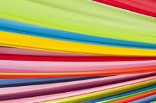 五彩斑斓布条背景高清图片