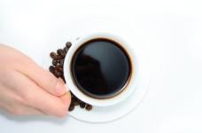 咖啡杯子意境