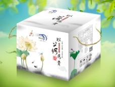 普洱茶包装平面图图片