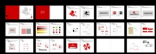 广告公司VI系统图片
