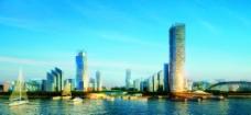 城市效果图图片