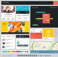 web界面设计图片
