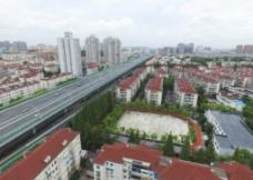 上海城市中环线图片
