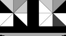 三角形黑白屏幕分割遮罩视频素材-04
