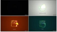 纯色背景视频素材